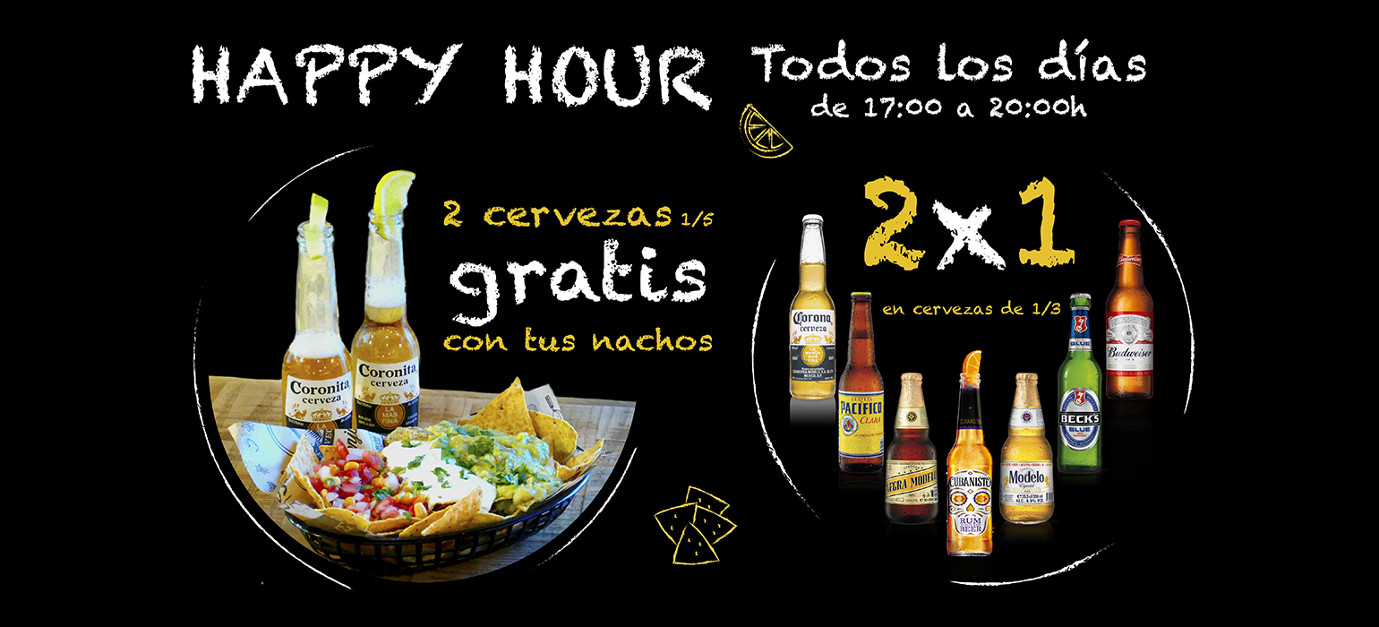 Happy Hour Tako-Away